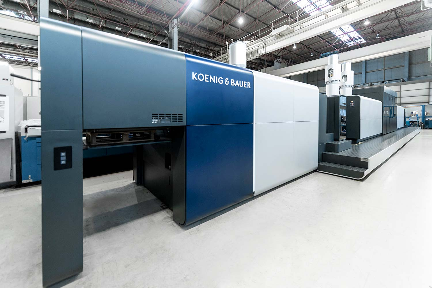 Award for a coming icon of digital print | Koenig & Bauer